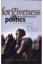 Forgiveness in International Politics