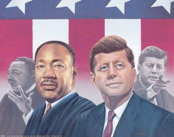JFK and MLK
